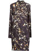 Marco De Vincenzo Short Dress - Lyst