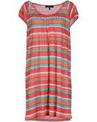 Weekend By Maxmara Short Dress - Lyst