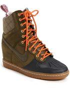 Nike Dunk Super Sky Hi Sneaker Boot - Lyst