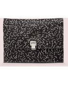 Proenza Schouler Large Lunch Bag Printed Pony - Lyst