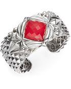 Stephen Webster Red Doublet Sterling Silver Bracelet - Lyst