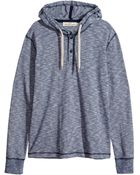 H&M Hooded Top - Lyst