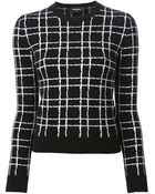 DSquared2 Knit Sweater - Lyst