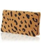 Clare V. Foldover Clutch - Lyst