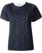 Balenciaga Printed T-shirt - Lyst