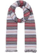 Isabel Marant Jump Scottish Scarf - Lyst