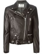 Acne Studios Mc Biker Jacket - Lyst