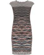 Missoni Dress - Lyst