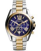 Michael Kors Bradshaw Watch, 43Mm - Lyst