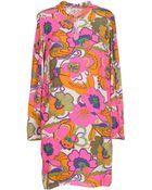 Hartford Short Dress - Lyst