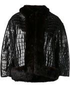 Yves Saint Laurent Vintage Bomber Jacket - Lyst