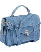 Proenza Schouler Ps1 Medium Shoulder Bag - Lyst