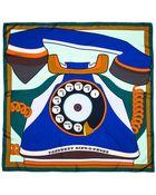 Yazbukey Ring-O-Phone Scarf - Lyst
