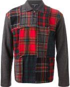 Comme des Garçons 'Boro' Patchwork Shirt - Lyst