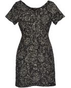 Alice San Diego Short Dress - Lyst