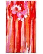 Natori Orange & Pink Thien Nectar Beach Towel - Lyst