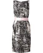 Max Mara 'Loretta' Dress - Lyst