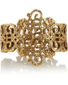 Oscar de la Renta Goldplated Bracelet - Lyst