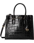 MICHAEL Michael Kors Dillon Large North/South Tote - Lyst