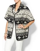 Rory Beca Oversized Cape - Lyst
