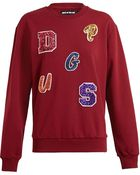 House Of Holland Lettered Sweatshirt - Lyst