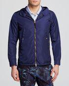 Paul Smith Hooded Jacket - Lyst