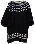 Sacai Short Dress - Lyst