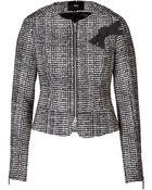Steffen Schraut Cotton Blend Darling Printed Jacket - Lyst