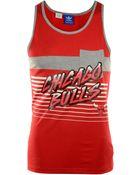 Adidas Mens Chicago Bulls Pocket Tank - Lyst