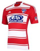 Adidas Men'S Short-Sleeve Fc Dallas Jersey - Lyst