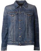 R13 Denim Jacket - Lyst