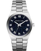 Michael Kors Ladies Channing Stainless Steel Watch - Lyst
