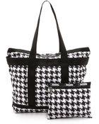 LeSportsac Medium Tote Bag - Chic Noir - Lyst