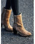 Free People Silk City Mid Boot - Lyst