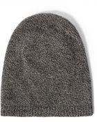 Autumn Cashmere Asymmetrical Bag Hat - Lyst