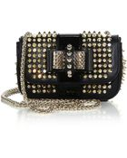 Christian Louboutin Sweety Charity Embellished Crossbody Bag - Lyst