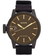 "Nixon ""The Chronicle"" Watch - Lyst"