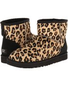 Ugg® Collection Classic Mini Calf Hair Leopard - Lyst