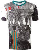 Dolce & Gabbana 'Sicilian Mambo' Print T-Shirt - Lyst