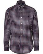Polo Ralph Lauren Plaid Cotton Button-Down - Lyst