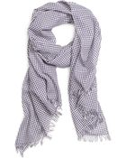Brooks Brothers Gingham Scarf - Lyst