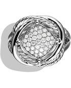 David Yurman Infinity Ring - Lyst
