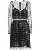 Marc Jacobs Embellished Dress - Lyst