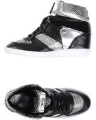 Michael Kors High-Tops & Trainers - Lyst