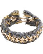 Aurelie Bidermann 'Do Brasil' Double Bracelet - Lyst