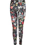McQ by Alexander McQueen Printed Leggings - Lyst