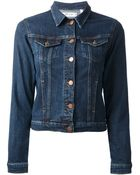 MiH Jeans The Denim Jacket - Lyst