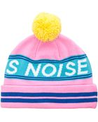 Lazy Oaf Fuck This Noise Bobble Hat - Lyst