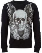 Philipp Plein 'I Want It Now' Sweatshirt - Lyst