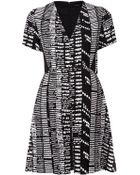 Proenza Schouler Print Dress - Lyst
